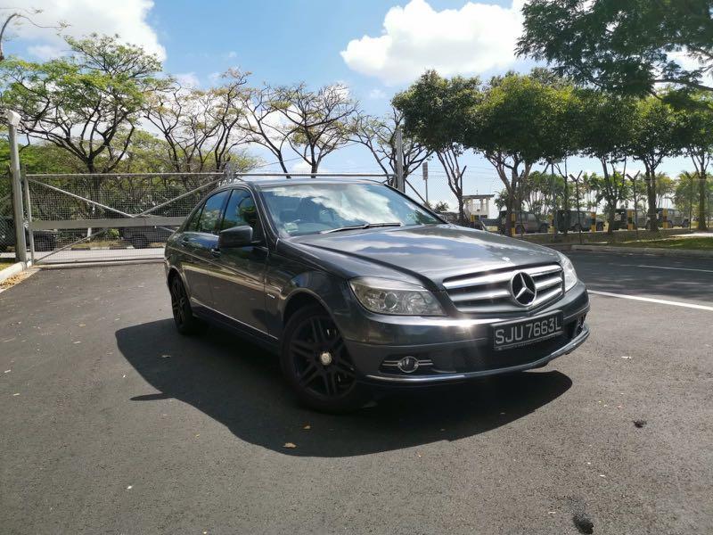 [Rent] Mercedes benz c200