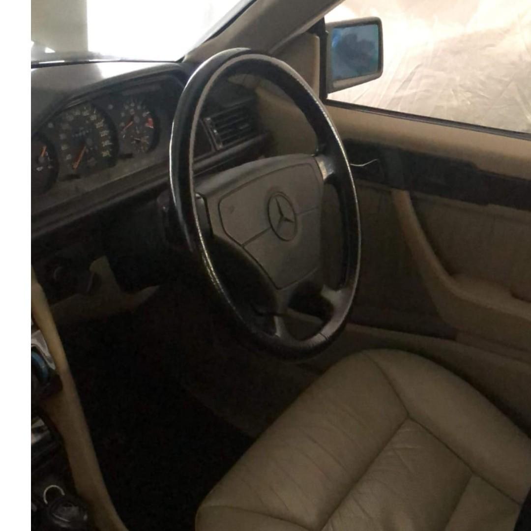 1995 Mercedes Benz E320 Cabriolet (W124)