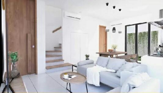 Miliki Hunian Rumah Cluster 2 Lantai Desain modern Di Cisauk BSD SERPONG