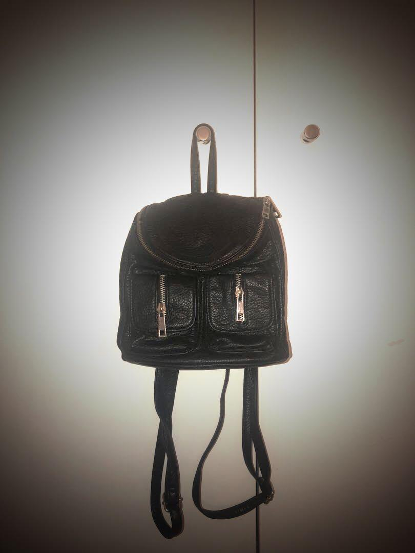 Mini Faux Leather Backpack perfect for festivals 🌻🌻🌻