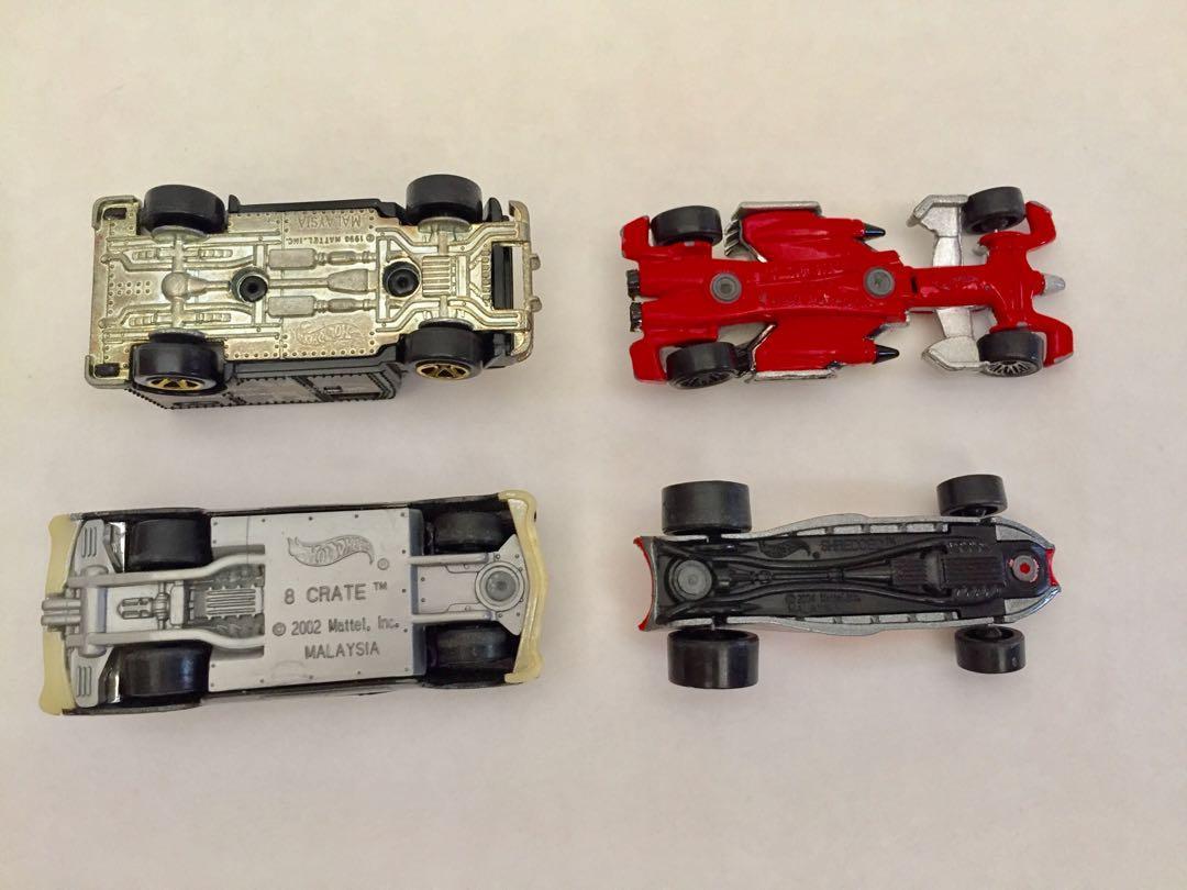 Mobil Hot Wheels Jet Thread 3.0 Mattel original💯