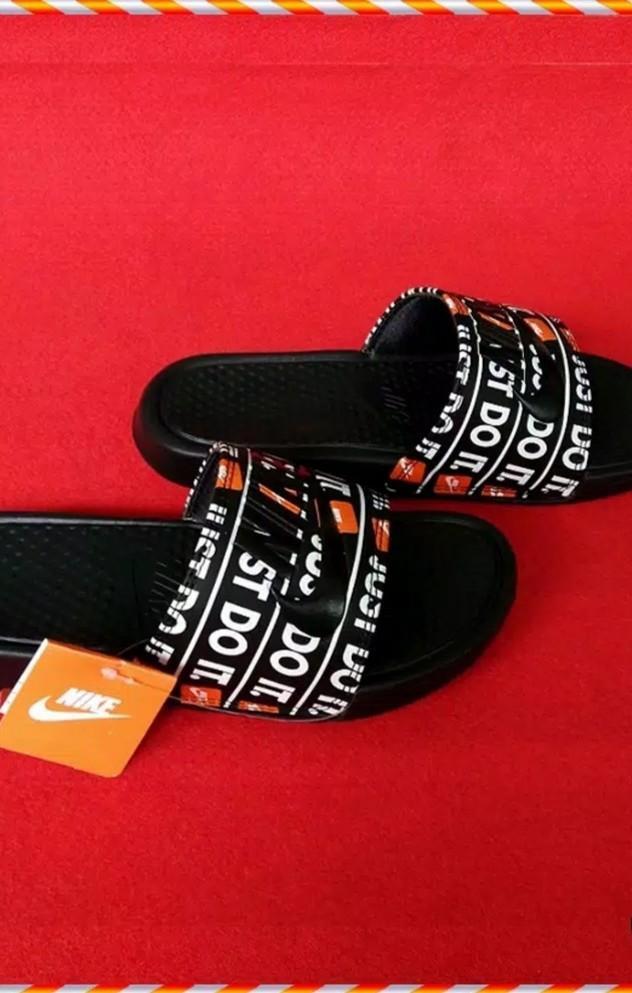 Nike slip on slippers sandal sendal bukan zara