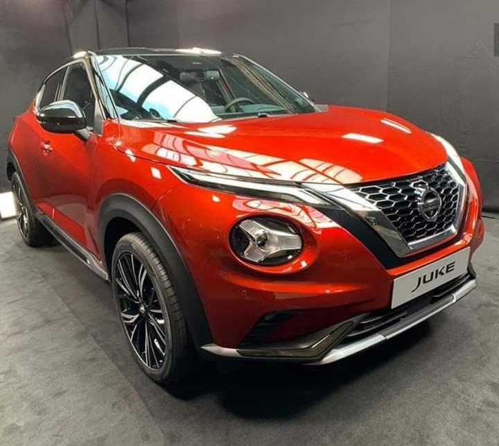 Nissan Juke 1.5 CVT