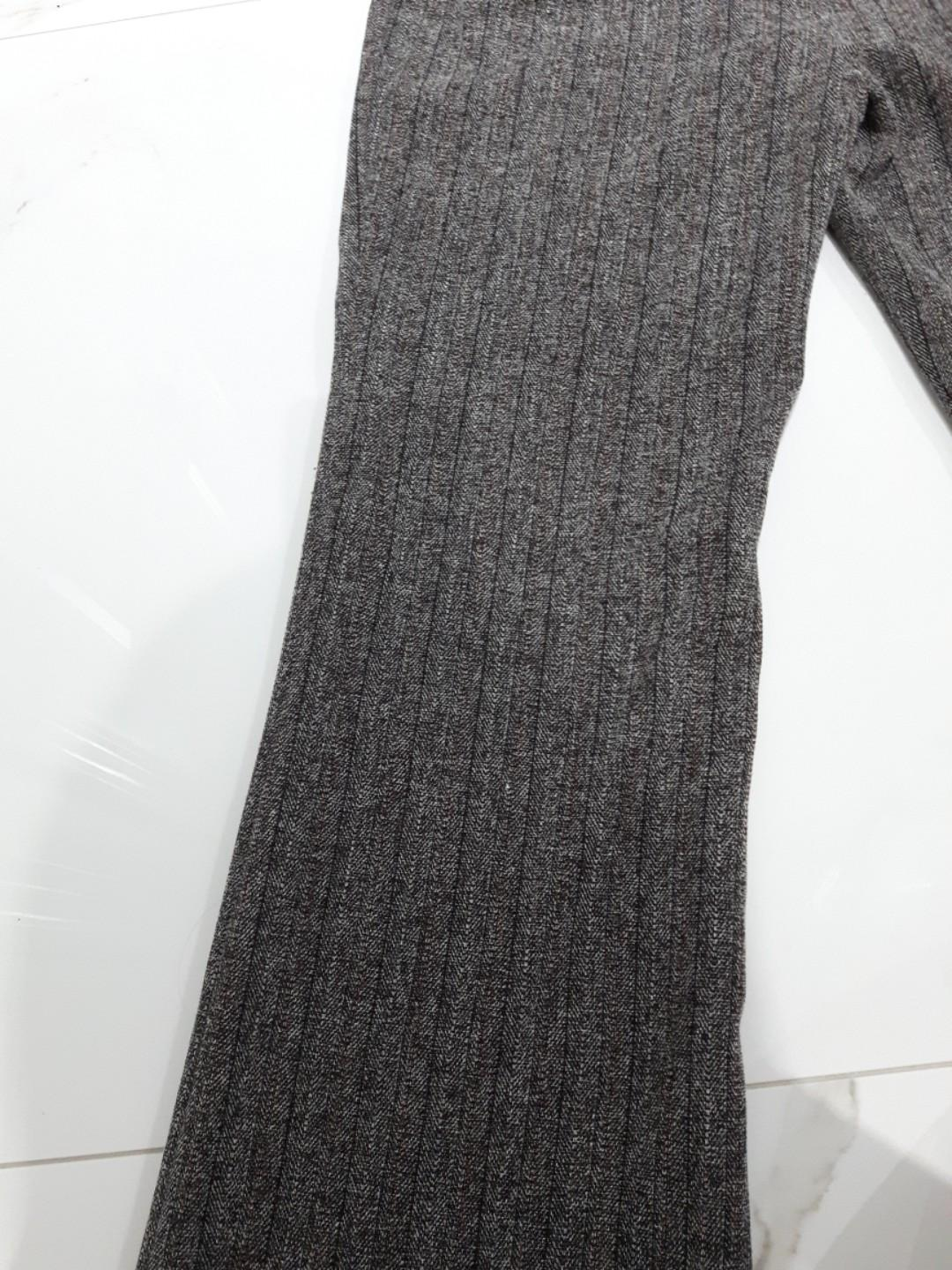 Low Rise Wide Leg Size 3 (feels like size 5) (Great for workplace)