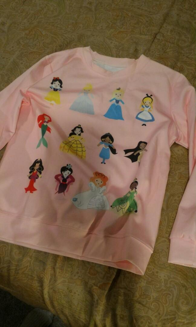 Princess sweater M/L