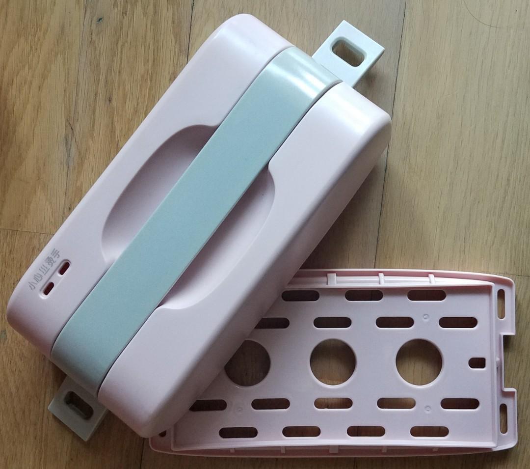 Rasonic RSB-B2SP  迷你雙層蒸煮盒上蓋和雞蛋隔