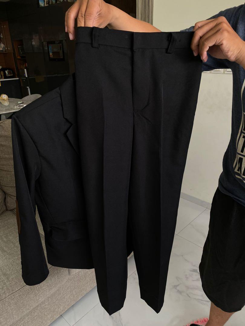 Setelan Jas dan Celana (korean Style)