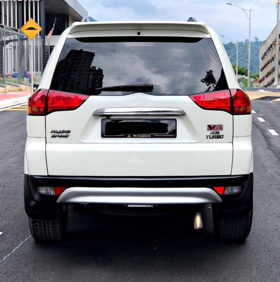 SEWA BELI>>PAJERO SPORT 2.5VGT 4WD TURBO AUTO 2013