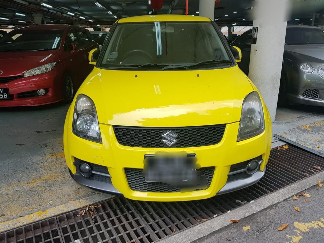 Suzuki Swift Sport 1.6 VVT 7 Gear (A)