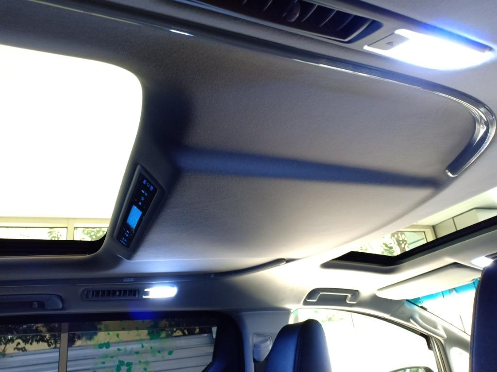 TOYOTA VELLFIRE 2.5 Z 7 SEATER SUNROOF FULL LEATHER R/CAM 2 P/DOOR (A) OFFER UNREG