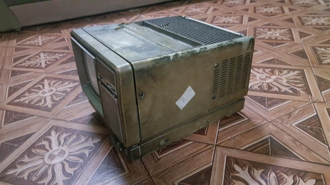 TV Radio Antik (Oreon JAPAN)
