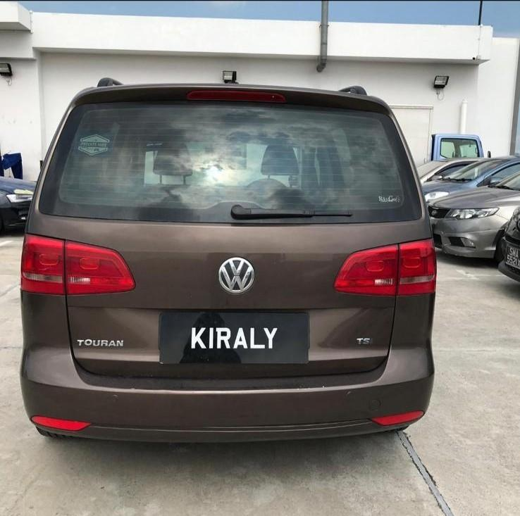 Volkswagen Touran 1.4A TSI Car For Rent from $50