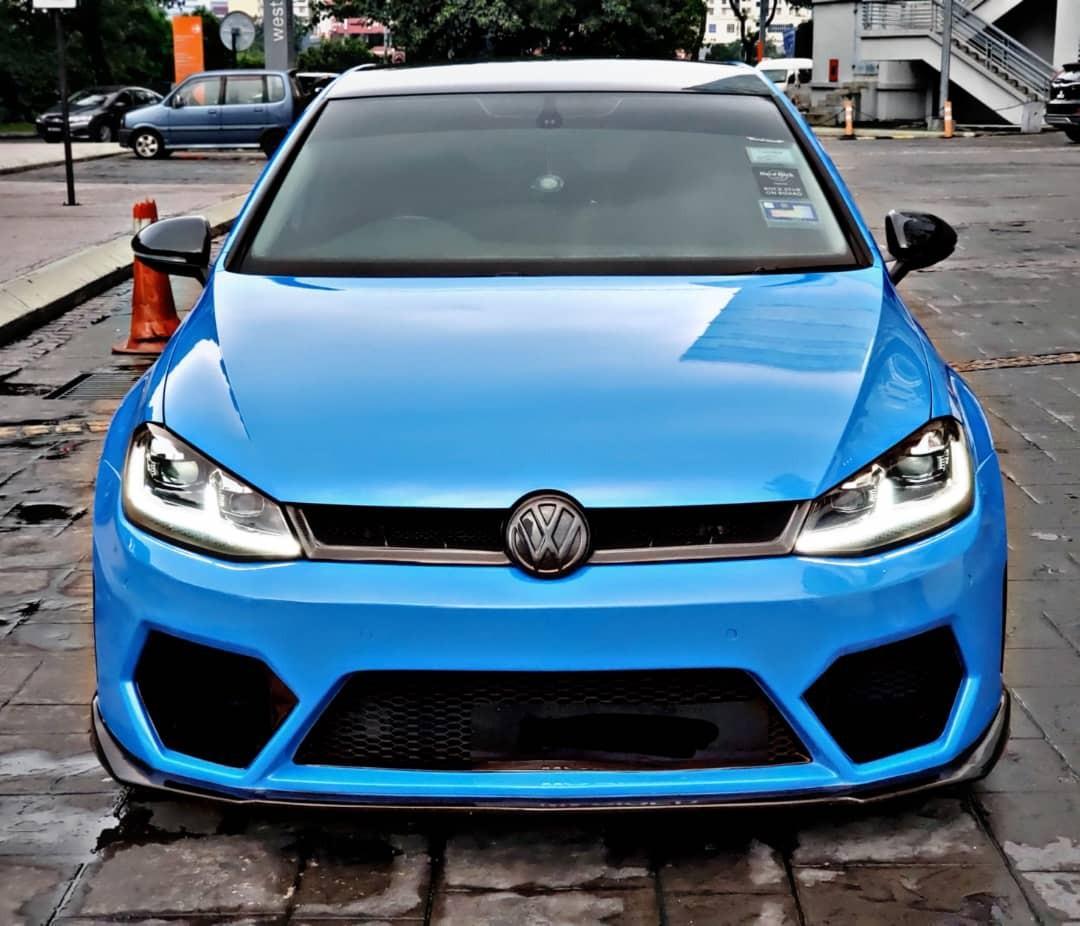 VW GOLF MK7 1.4 tsi SAMBUNG BAYAR BERDEPOSITS/CONTINUE LOAN