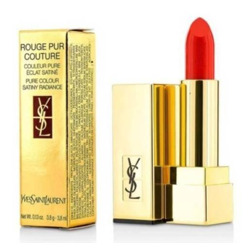 YSL Rouge Pur Couture, #13 Le Orange, 3.8g, Lip Color. BNIB. RRP $85 I