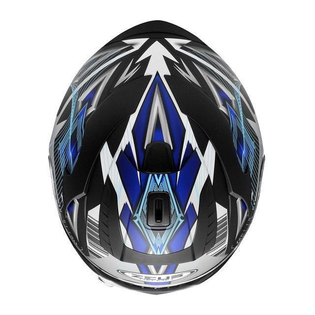 ZEUS ZS 806F II58 Helmet