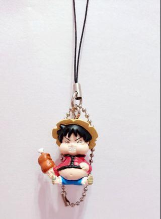 吊飾 魯夫吊飾 航海王 公仔吊飾 手機吊飾 魯夫手機吊飾