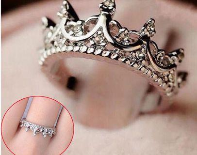 Cincin crown