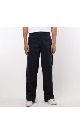 Dickies Loose Fit 黑色工作長褲