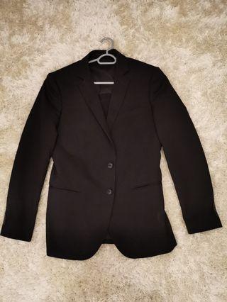 G2000 Formal Black Blazer/Coat Size 44