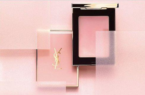 【全新】YSL🌸超模聚焦柔膚奶油粉餅/小粉紅