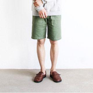 og107橄欖綠短褲