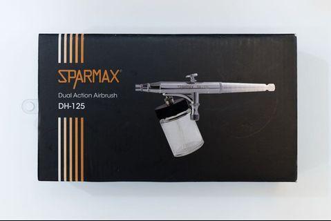 【SPARMAX】漢弓 側吸式雙動 噴筆 (0.5mm) DH-125 (九成新)