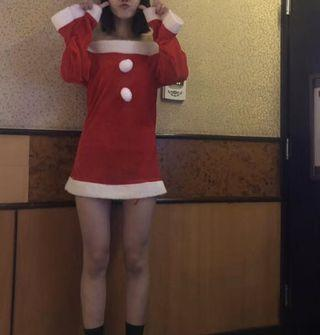 聖誕節裝扮party聖誕老人裝