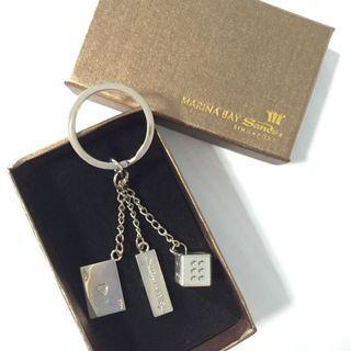 Marina Bay Sands Keychain