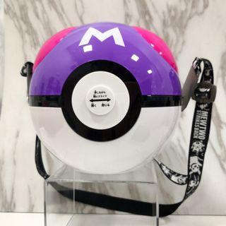 MewTwo Strike Back Pokeball Nintendo Japan Pokemon Ball Popcorn Bucket