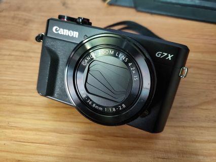 Canon G7 Mark2 二手