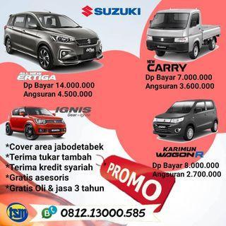 Suzuki Promo 2019, Mobil