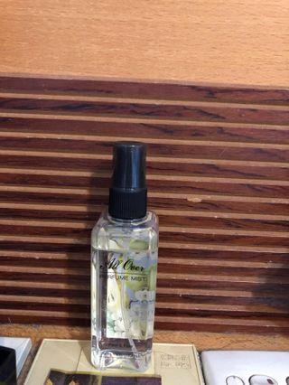 missha perfume mist 身體香氛噴霧 120ml (玫瑰英國梨)#五折清衣櫃