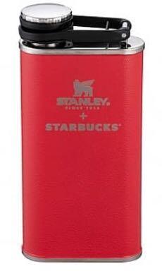 星巴克 STANLEY RED不鏽鋼水壺