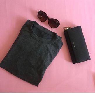 Dani dress dark grey