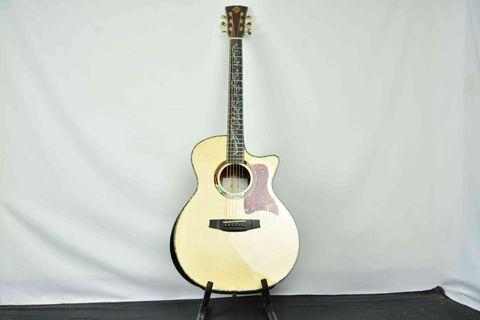 truetone GC-8CSS 可可婆羅手工民謠吉他