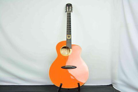 Anuenue LOGT 獅子合唱團 聯名款 橘色 木吉他