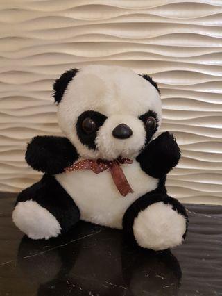 贈送 熊貓布偶 購買賣場任一商品可贈