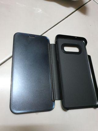 Samsung S10e flip cover casing bumper case full protection