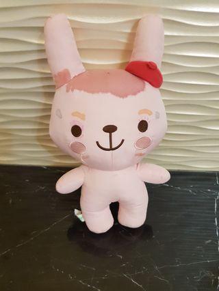 贈送 兔子娃娃 購賣場任一商品可贈