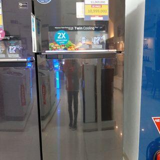 Kulkas Samsung 2 Pintu Cicilan Tanpa Kartu Kredit & Gratis 1 Kali Angsuran