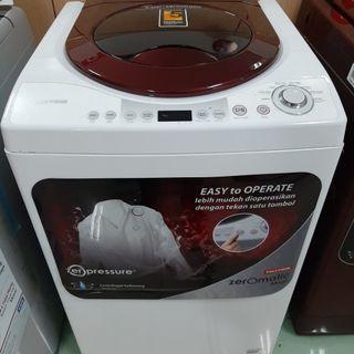 Mesin cuci Polytron Cicilan Tanpa Dp Tanpa CC & Gratis 1 Kali Angsuran