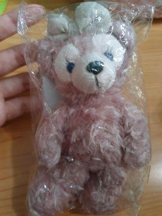達菲熊 吊飾 娃娃