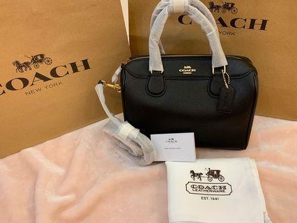 Authentic Coach women Bennett 57521 sling bags
