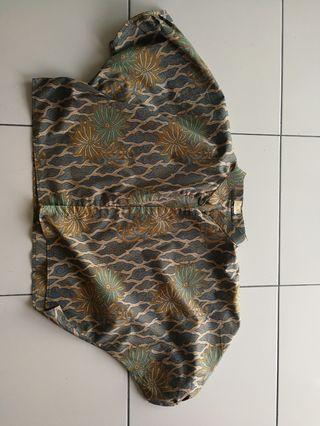 Batik women jacket