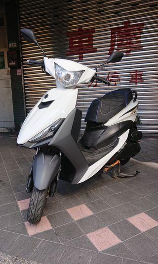 2018年 Yamaha  JOG FS115車況漂亮 0元交車 可辦理分期 免頭款 免保人