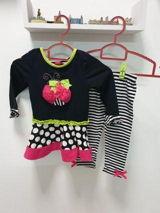 Baby pants set