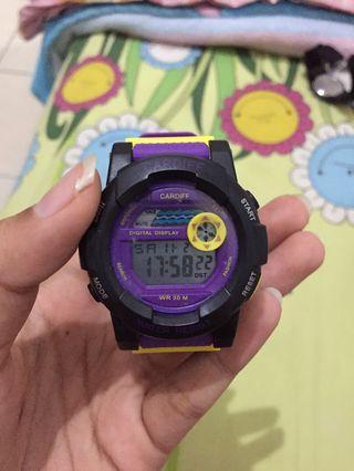 JUAL CEPAT Jam tangan cardiff - waterproof