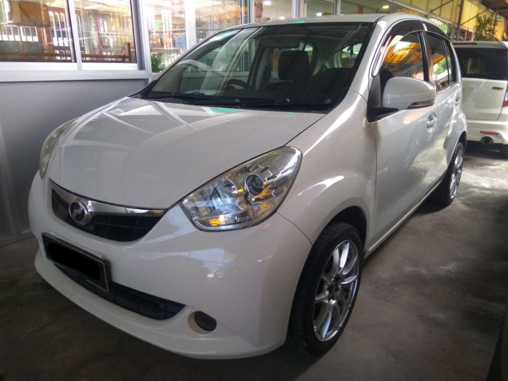 2011 Perodua MYVI 1.3 EZi New Facelift  (A) 1 Owner      http://wasap.my/601110315793/Myvi2011White