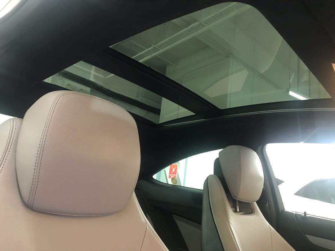 2012 MERCEDES-BENZ C250 coupe