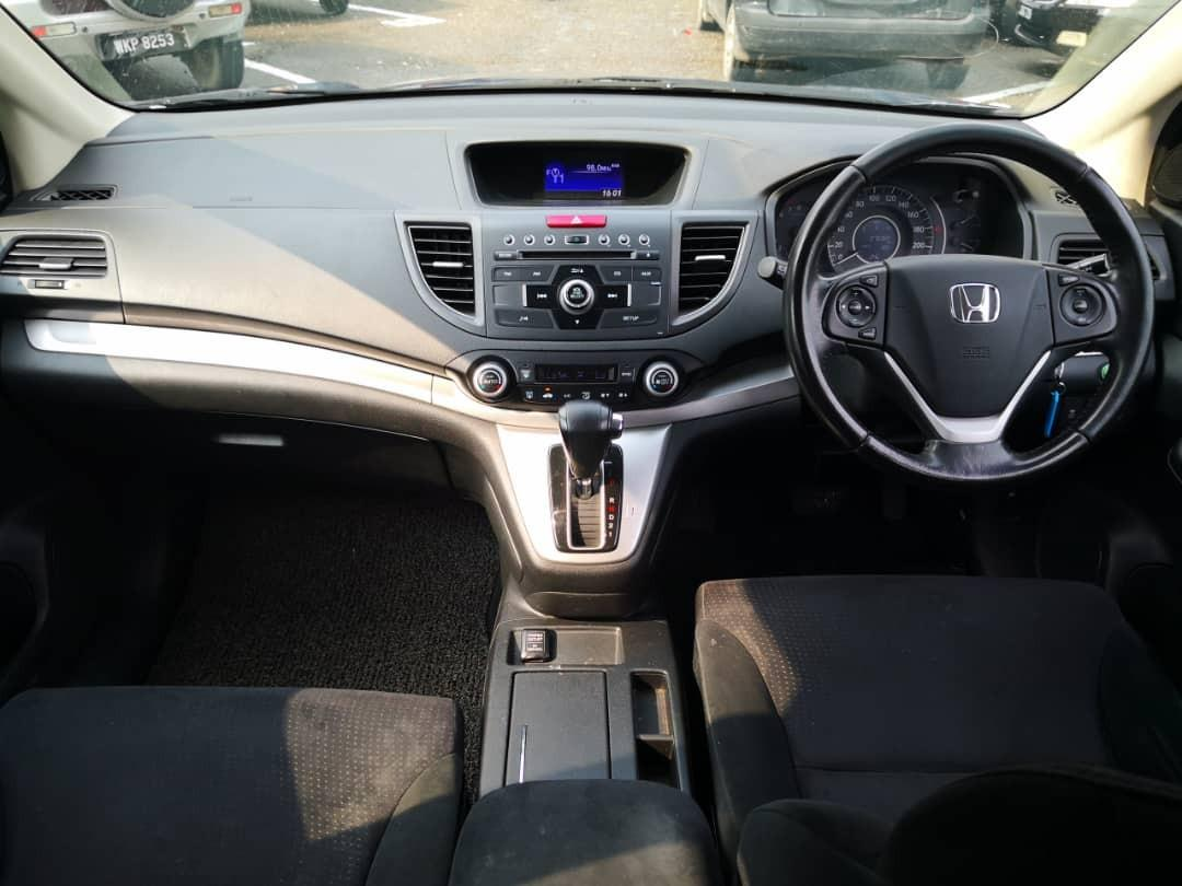 2013TH🚘HONDA CRV 2.0 I-VTEC LIMITED (A) 4WD Cash💰OfferPrice💲Rm70,800 Only‼LowestPrice InJB‼Interested Call📲KeongForMore🤗
